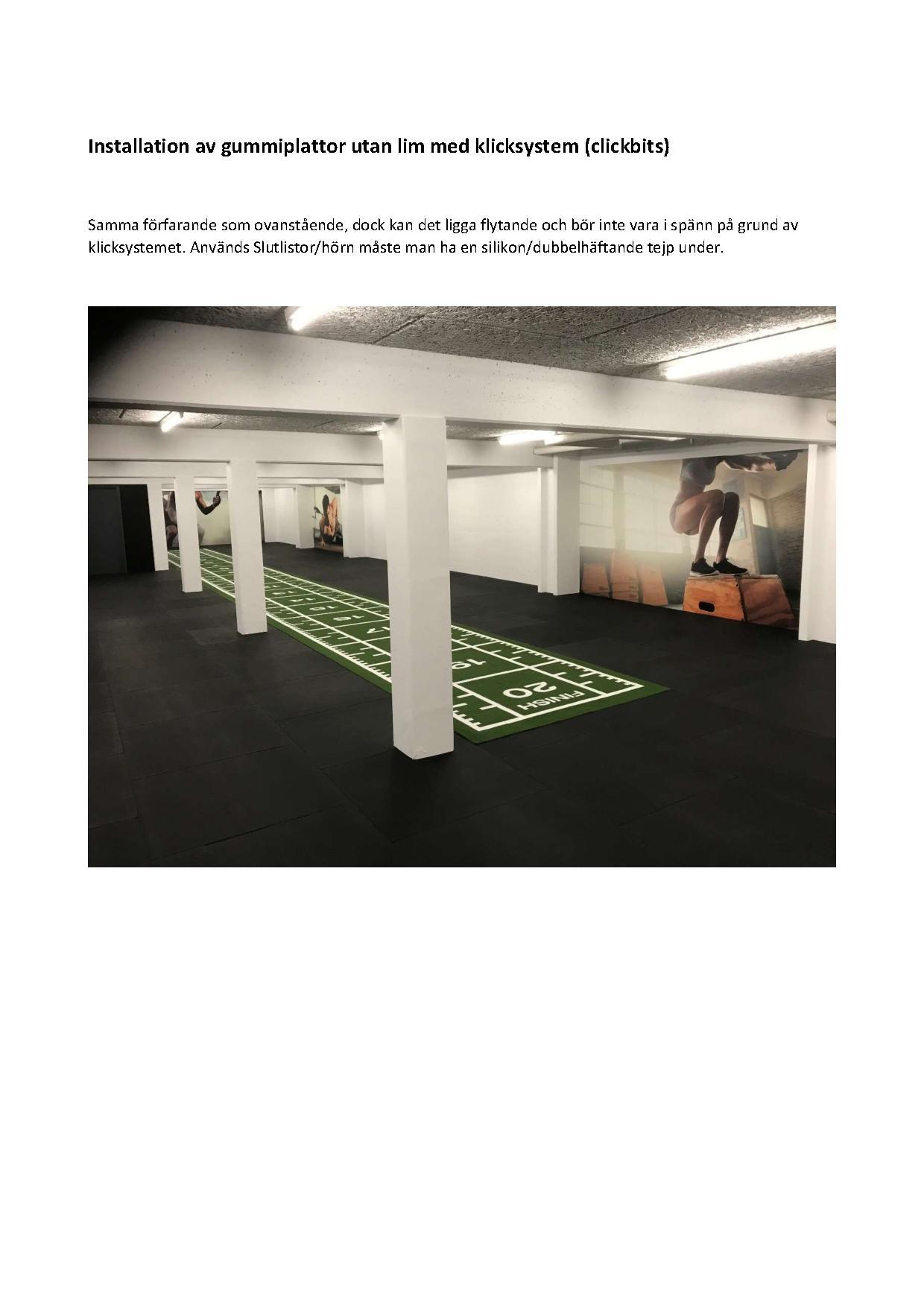 Installation Sverige-2